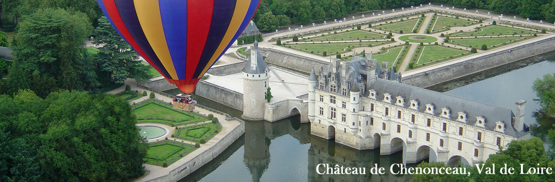 Over Chenonceau 5